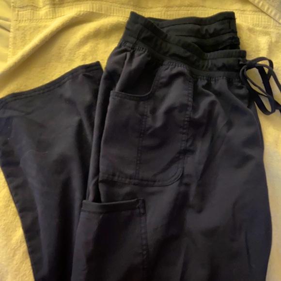 Scrubstar Cargo Navy XL scrub pants